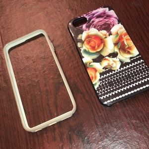 Nicole Miller Accessories - Beautiful Flowered iPhone 6/6s Case